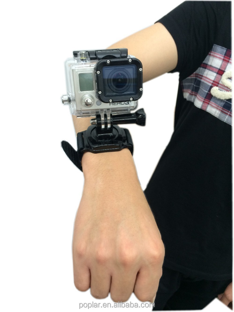 2015 new camera accessories for gopros fixed wrist hand for New camera 2015