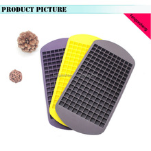 kitchen new product star shape silicone ice tray