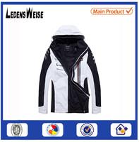 Benz working durable fabric foldable ultra light waterproof windproof hoodie jacket