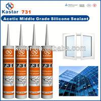 280ml 300ml Cartridge Silicone Sealant Volume