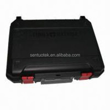 Custom Injection Molded Hard plastic tool case