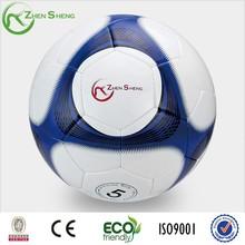 Zhensheng official size and weight soccer ball football ball