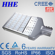 LED Street Light Manufacturers 120W LED Street with Alum housing Light 6 years warranty