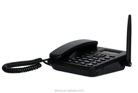 ETS-6088 GSM Quad band Cordless Phone with back up battery