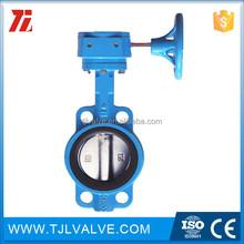 wafer type butterfly valve watts industries 1151-1150 4 wafer sphere butterfly valve 8-lug 1/2x5/8 shaft din/ansi/jis water