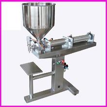 Horizontal self-suction filling machine full-pneumatic filling equipment