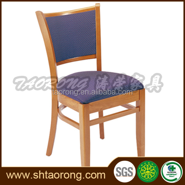 factory price wooden cheap restaurant chair for sale