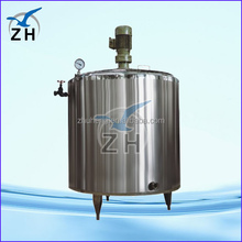 liquid lotion mixing tank peanut butter butter cooking and mixing tank