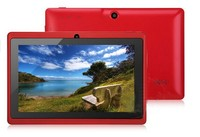 China factory tech pad 7 inch android tablet 7 inch Q88 stylus 7 android tablet