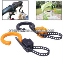 Casualness Plastic Baby Stroller Hook (2pcs in one packaging, the price is for 2pcs)