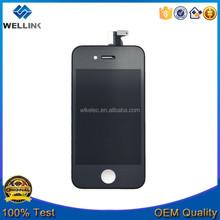 Factory price for oem / original iphone 4 lcd display screen