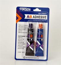 OEM standard China factory for epoxy resin glue fast cure AB glue super glue