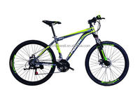 "26""ALLOY MOUNTAIN BIKE WITH DISK BRAKE 21SPEED HIGH QUALITY SWMTB067"