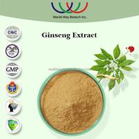 Natural free sample Korean ginseng extract,anti-cancer ginseng extract,10%polysaccharides extracted from korean red ginseng root