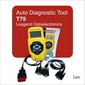 Obd2 coche escáner obdii, los coches de auto super escáner de código de t79 obd2 diagnóstico herramienta de análisis