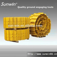 international bulldozer parts,D9N undercarriage track shoe