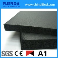NBR/PVC thermal insulation rubber foam sheets and tubes