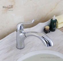 Chrome Cold and Hot Brass Kitchen Faucet (82H22-CHR-N)