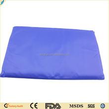 Body Comfort reusable Cooling pet bed /gel dog mats/gel ice pad for sale