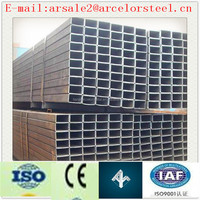galvanized carbon steel pipe/Rectangular Hollow Sections/RHS