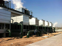 water treatment cooling system