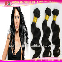 No Shedding and tangle free unprocessed Cambodian Body Wave 5A Grade 26 Inch Human Hair Extensions