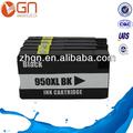 nueva invención compatible 950 951 cartucho de tinta para hp officejet pro 8610 8620 8630