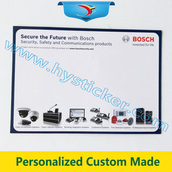 Promotional and decorative souvenir magnetic fridge whiteboard