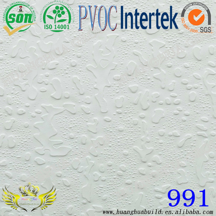 High Quality Laminated Decoration PVC Panel, PVC Wall Panel, Artistic PVC Ceiling