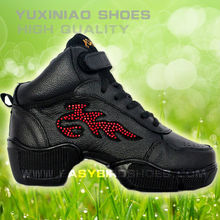 sexy high heel dancing shoes dance sneakers, high top lady fashion shoes women new style