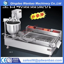 CE Certified automatic commercial donut making machine