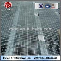 galvanized steel drainage grate