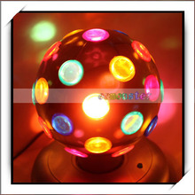 Hot Sale Rotating Magic Ball Effect LED Stage Light