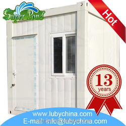 Multifunctional prefab house with wholesale price