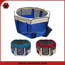 collapsible soft dog crate