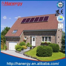 Hanergy off grid solar power system with 2000w power inventer