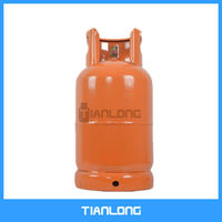 Different Types of LPG Gas Cylinder with Portable Burner Gas Cooker