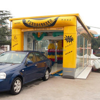 Automatic CE certificate car wash service station equipment IT566