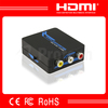 Cost Efficient HDMI to AV S-Video L/R Full HD 1080P Support 3D Mini Digital Converter