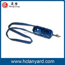 Good quality crazy Selling lanyard with sock mobile phone holder