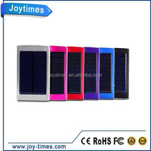 20000mAh outdoor solar power bank for mobile phone/iphone/iPad/smartphone