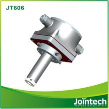 Capacitive fuel level sensor for fuel level monitoring and fuel lost alarm