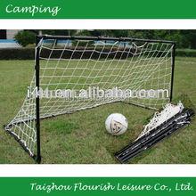 2014 hot selling pop up beach soccer goal for children play