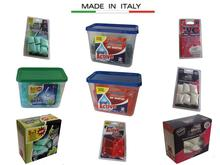 Stocklot of Made in Italy detergents