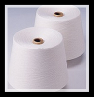 High quality cheap polyester yarn open end yarn buyers