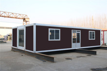 Energy Effective Friendly Container containerized villa company