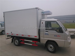 Gasoline/Petrol Mini Cargo Van with Cooling Refrigeration Unit