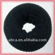 hair extension bun