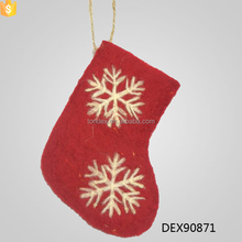 High Quality Christmas Ornaments Home Best Price Christmas Stocking