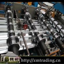 de metal de zinc galvanizado de chapa de acero para techos